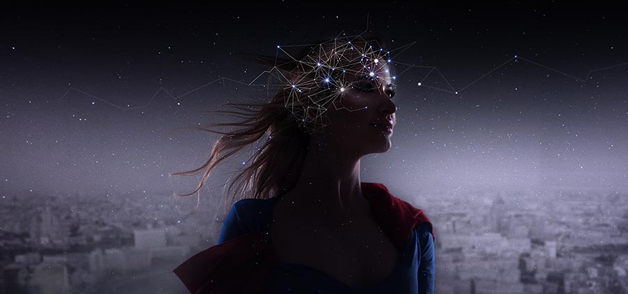 brain waves and your psychic superpowers